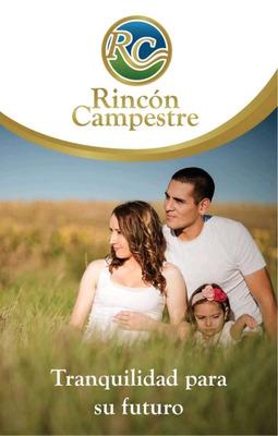 Se Venden Terrenos Con Facilidades En Rincon De Romos