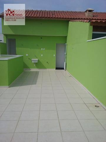 Camilópolis - Aptº Cobertura S/ Cond. - 100m² A.u. - 2 Dormt. - 1 Vaga - Co0311