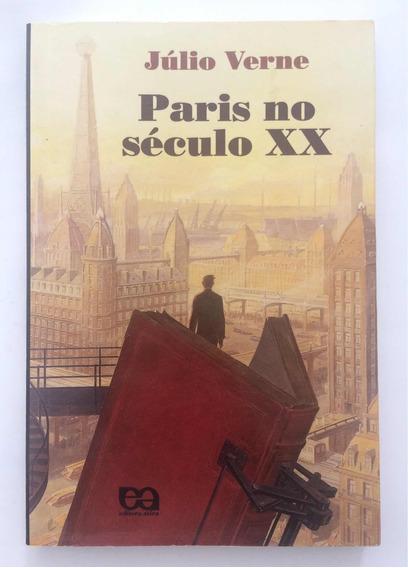 Livro Paris No Século Xx - Julio Verne (frete Incluso)