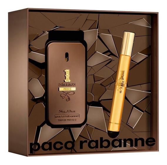 Paco Rabanne 1 Million Privé Kit - Edp 50ml + Travel Size Kit