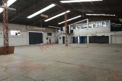 Bodega Industrial En Renta Tizayuca. A 200 Metros De La Carretera México-pachuca.