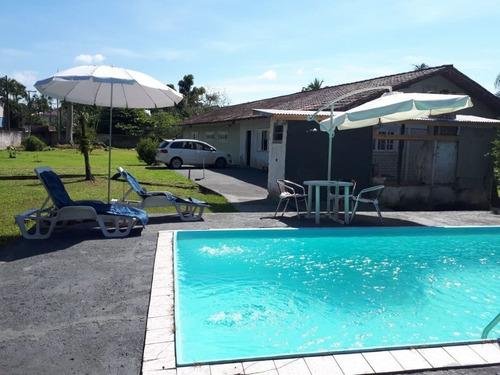 Imagem 1 de 30 de Chácara À Venda Na Ponta Da Pita, Por  R$ 400.000 - Antonina/pr - Ch0145