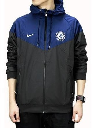 Jaqueta Corta Vento Nike Chelsea Masculina Refletiva