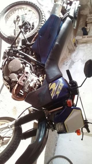 Honda Xlx350 Ano 1990