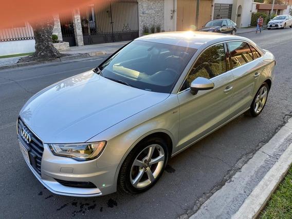 Audi A3 1.8t 2014 Plata, 90,000 Km, Excelentes Condiciones