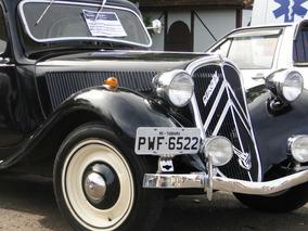 Citroën Traction Avant 1950 (11 Legere Ou 11 Ligeiro)