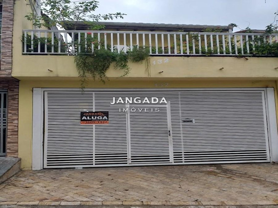 Casa Com 03 Comodos 1 Dormitorio No Jardim Veloso - Sem Garagem - 11606