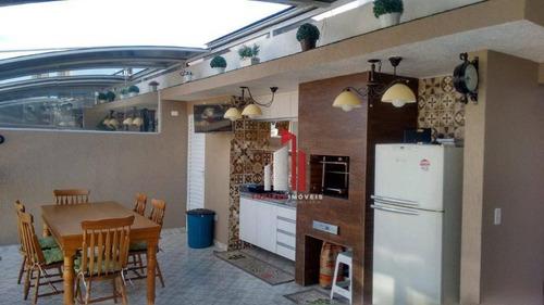 Casa Com 3 Dormitórios À Venda, 187 M² Por R$ 890.000,70 - Parada Inglesa - São Paulo/sp - Ca0094