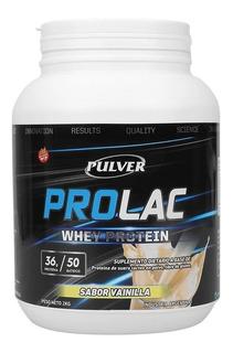 Prolac Whey Protein 2 Kg Pulver Proteína Concentrada Sin Tacc