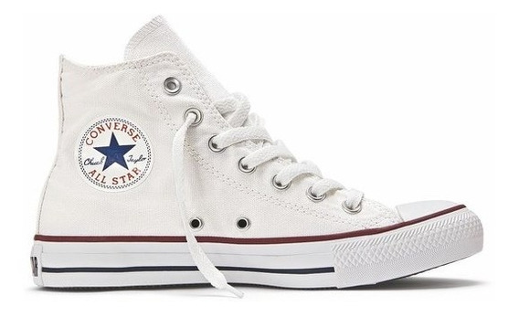 Tenis Converse All Star Ct Core Hi Bota Branco