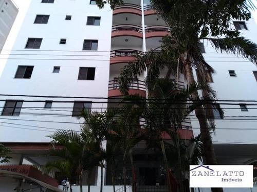 Imagem 1 de 15 de Ótimo !! Apartamento Para Venda De 03 Dorm- Jd Casablanca - V0050