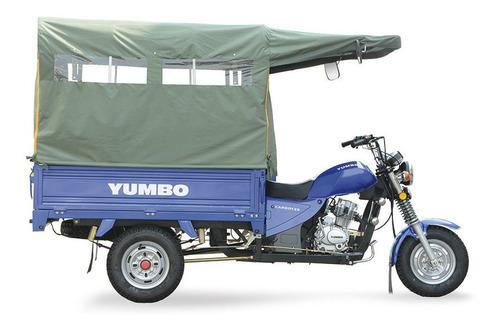 Yumbo Cargo 125 Ii - Moped
