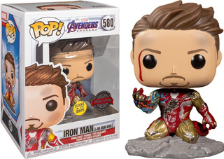 Funko Pop! Marvel Avengers Endgame I Am Iron Man #580