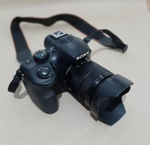 Câmera Fotográfica Sony Alpha 3000 Com Staidycam