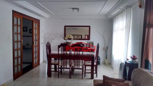 Sobrado Com 3 Dormitórios À Venda, 200 M² Por R$ 490.000,00 - Ponte Rasa - São Paulo/sp - So1108