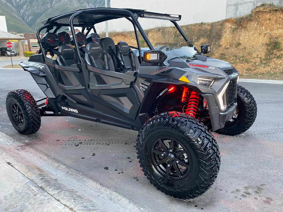 Polaris Rzr Turbo S La Bestia Dynamix The Beast 2019