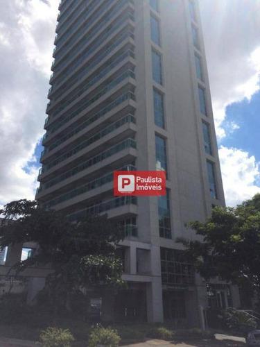 Sala Para Alugar, 35 M² Por R$ 1.999,00/mês - Alto Da Boa Vista - São Paulo/sp - Sa1450