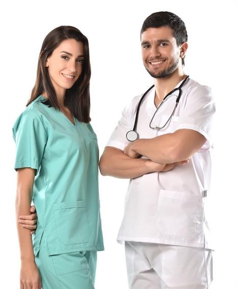Ambos Medicos Unisex Inmejorable Calidad Zona Once