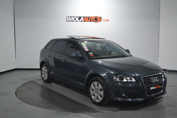 Audi A3 Sportback 1.8t M/t 2009 -imolaautos-