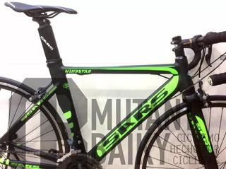 Bicicletas Ruta Nuevas Sars Windstar Sora 2x9 H2 A La Carta