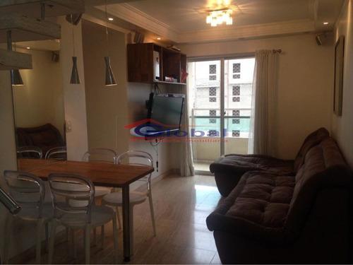 Apartamento Cobertura - Vl São Pedro - Gl39660