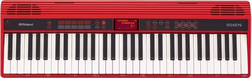 Roland Go Keys Teclado 5 Octavas Sensitivo Portatil