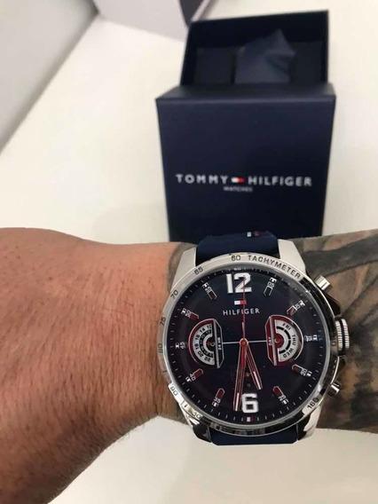 Relogio Tommy Hilfiger 1791476 ! Luxo E Sofisticação! Top!