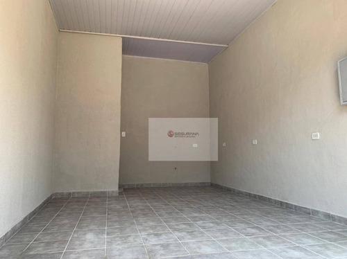Salão Para Alugar, 18 M² Por R$ 1.000,00/mês - Vila Celeste - São Paulo/sp - Sl0005