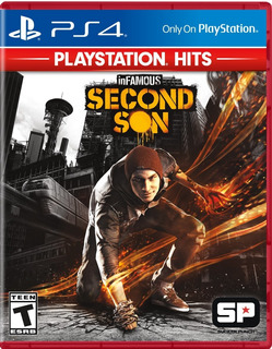 Infamous: Second Son (ph) - Ps4