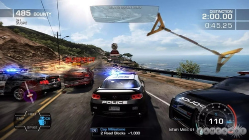 Need For Speed Hot Pursuit Ps3 Mídia Física | Mercado Livre