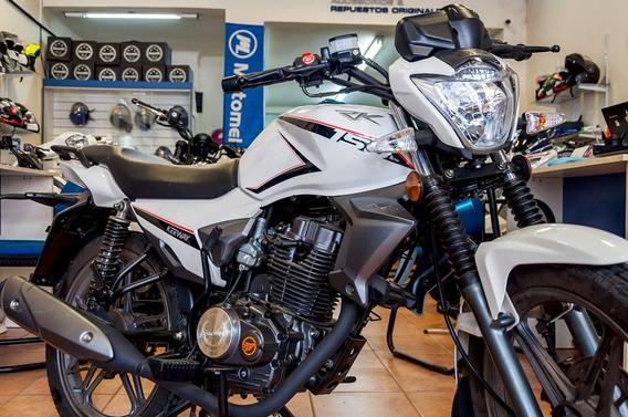 Moto 150 Full Keeway Rk 150 Cc Megamoto