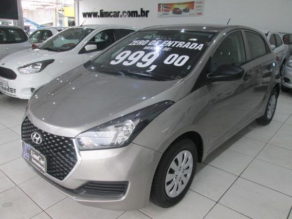 Hyundai Hb20 2019 Zero De Entrada Trabalhe Em Aplicativo