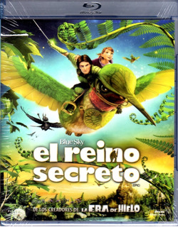 El Reino Secreto ( Epic ) Bluray Original Nuevo Sellado