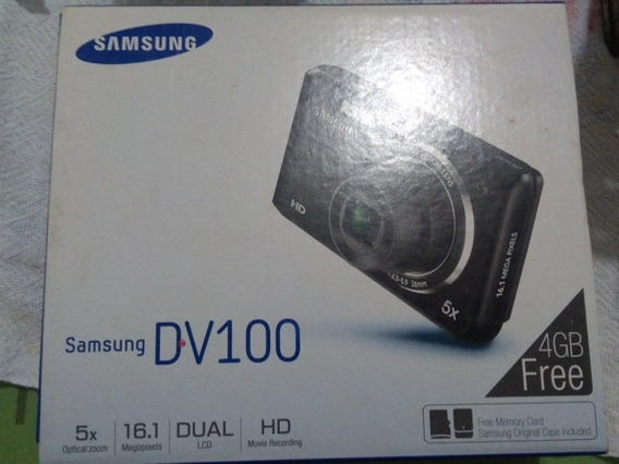 Camera Samsung Dv 100