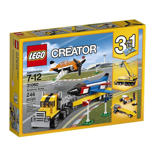 Lego 31060 Ases Del Aire (1043)