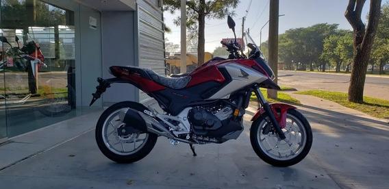 Honda Nc 750x Com Abs 0km