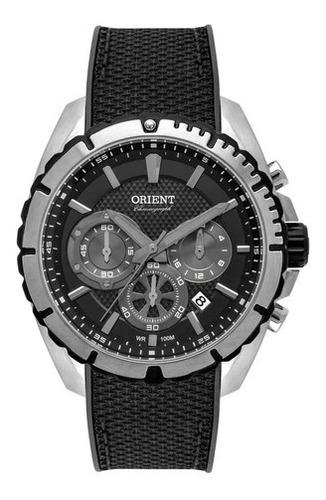 Relógio Orient Masculino Cronografo Mbsnc003 G1px