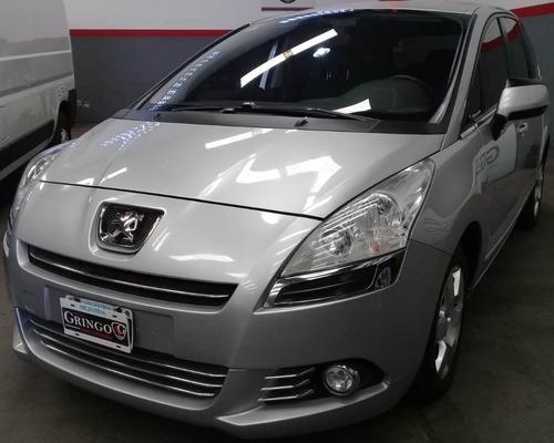 Peugeot  5008 Allure 7 Asientos // 2013