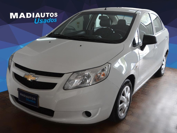Chevrolet Sail Ls 1.4 Mecanico Sedan 2019