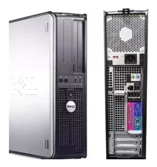 Desktop Cpu Dell Core 2 Duo E7500 8gb (2x4gb) Hd 500gb