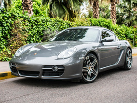 Porsche Cayman 2.7 245cv. Único En El País Por Kilometraje.