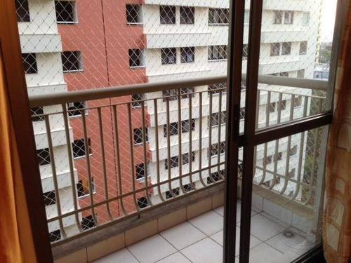 Apartamento Com 2 Dormitórios À Venda, 76 M² Por R$ 530.000,00 - Alphaville Industrial - Barueri/sp - Ap1215