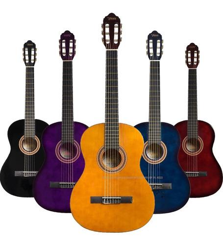 Guitarra Criolla Clasica Superior Funda Reforzada