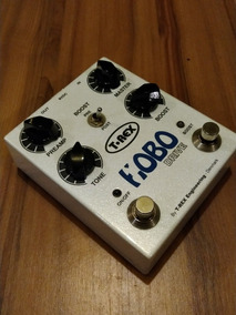 Pedal T-rex Hobo Drive - Preamp, Overdrive, Boost