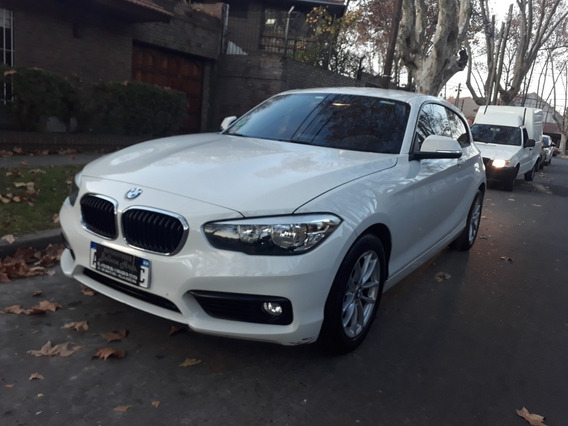 Bmw 120i Active Caja Automatica 1.6 Turbo 2016