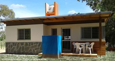 Casa En El Pinar De La Lucila Del Mar, Ideal 4 Personas