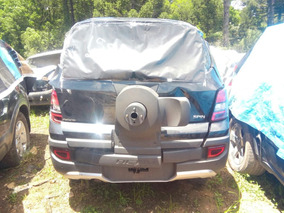 Sucata Chevrolet Spin Activ 2015 Para Retirada De Peças