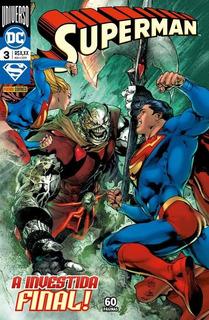 Superman: Universo Dc - 3 / 26