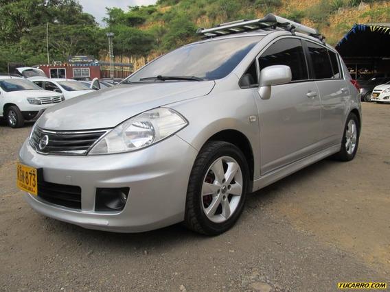 Nissan Tiida Tiida Hatch Back