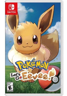 Pokémon Lets Go, Eevee Poké Ball Plus Pack Switch- Nuevo